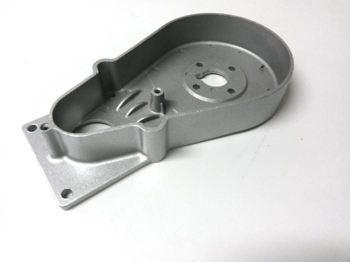 Suporte do Motor/Capa de proteção Correia - Skate Eletrico 1300W EPPOWER