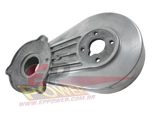 Suporte do Motor/Capa de proteção Correia - Skate Eletrico 800W EPPOWER