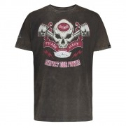 CAMISETA VON DUTCH RESPECT OUR POWER