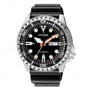 Relógio Citizen Masculino Silicone Automatic TZ31123T