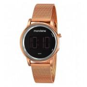 Relógio Mondaine Feminino 53787lpmvre2 Digital Rosê