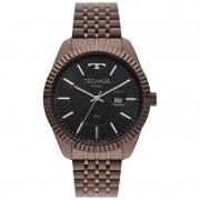 Relógio Technos Riviera Masculino Marrom 2115msw/4p