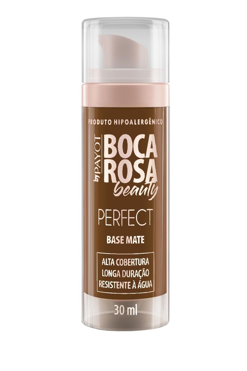 BASE MATE HD BOCA ROSA BEAUTY BY PAYOT 8 - FERNANDA