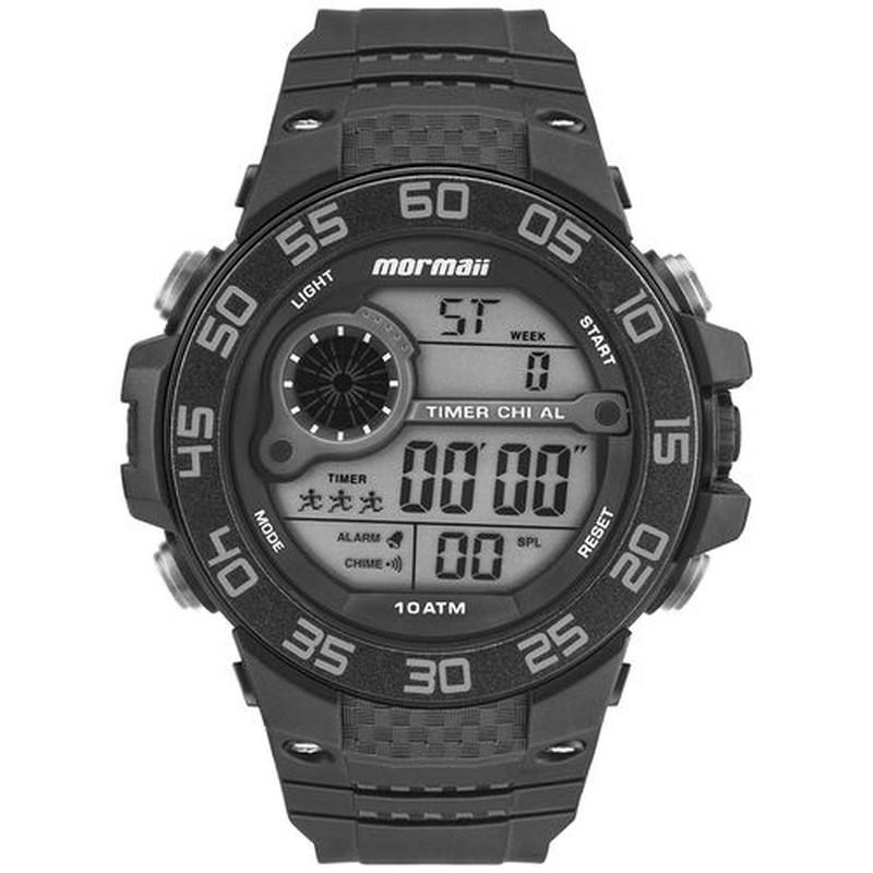 Relógio Mormaii Masculino Esportivo Digital Preto MO9451/8C