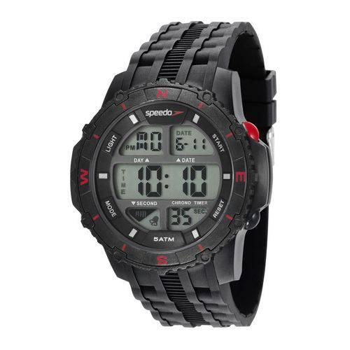 Relógio Speedo Masculino Ref: 81135g0evnp3 Esportivo Digital