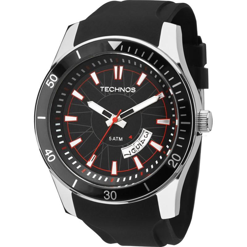 Relógio Technos Masculino Peformance Racer 2115KSN/8P