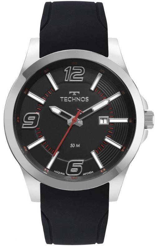 Relógio Technos Masculino Peformance Racer 2115MWN/2P
