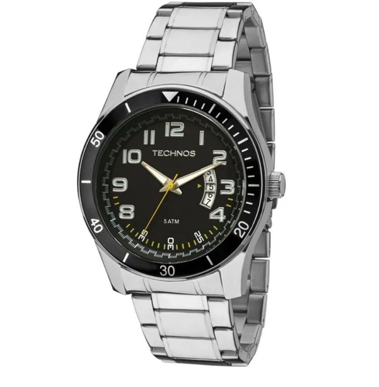 Relógio Technos Masculino Performance Racer 2115KSL/1Y