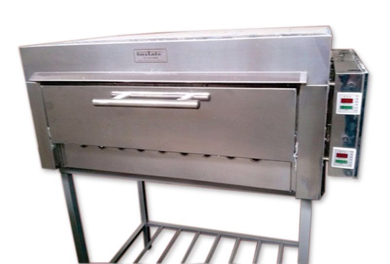 Forno a Gás Instale - Sob Medida para Food Truck
