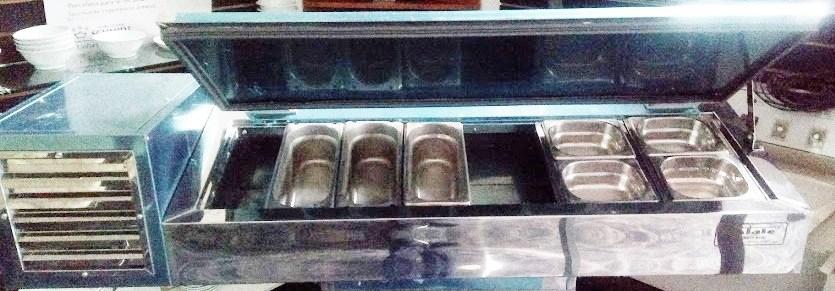 Refrigerador de Cubas 1 Nível
