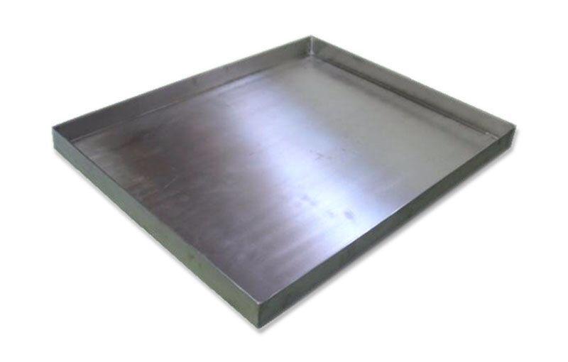 Tabuleiro Inoxminas Alumínio 450 x 550 x 35 mm