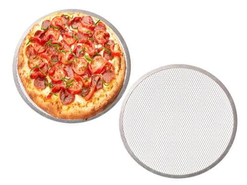 Tela Pizza Inoxminas Alumínio 30 cm