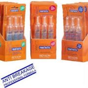 Ampola Leave-in Tratamento 3 Un Revlon Cabelos Relaxados