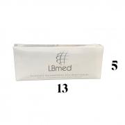 Envelope de autoclave LBMed 5x13