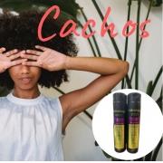 Shampoo e Condicionador para Cabelos Cacheadosos Hidratage 300ml
