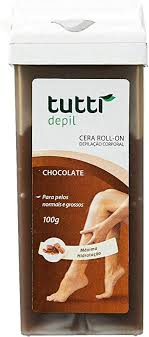 Cera rollon depilatoria Tutti 100g diversos aromas