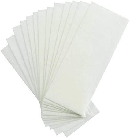 Papel De Depilaçao Viscose  50 Folhas Cada 7,50 X23 Cm