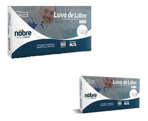 Luva Latex Nobre