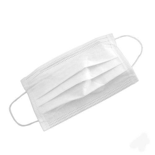 Mascara Tripla Tnt Descartável 50 und c/ clipe nasal