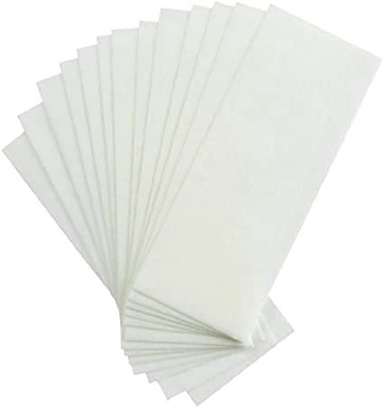 Papel para Depilaçao em Viscose  7,20 X 23 cm