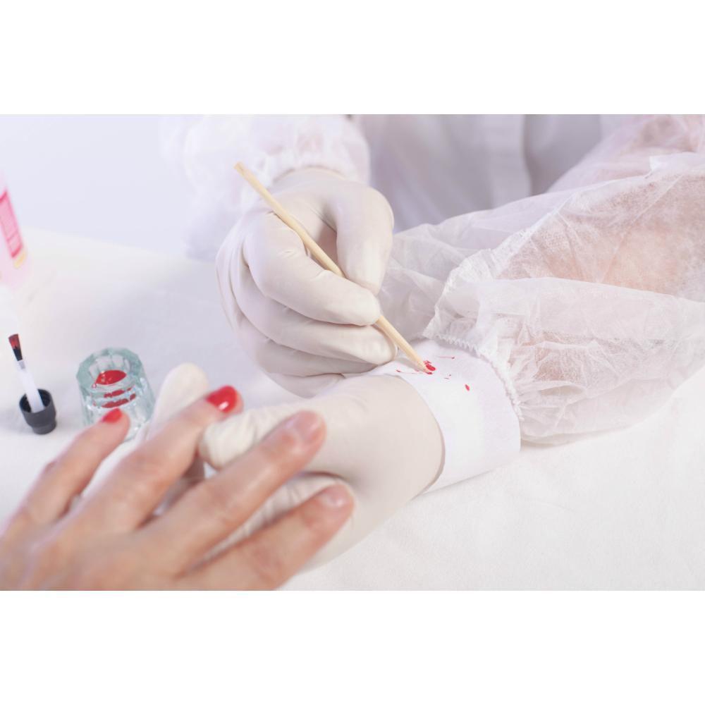 Pulseira para Manicure Descartável  50 unidades