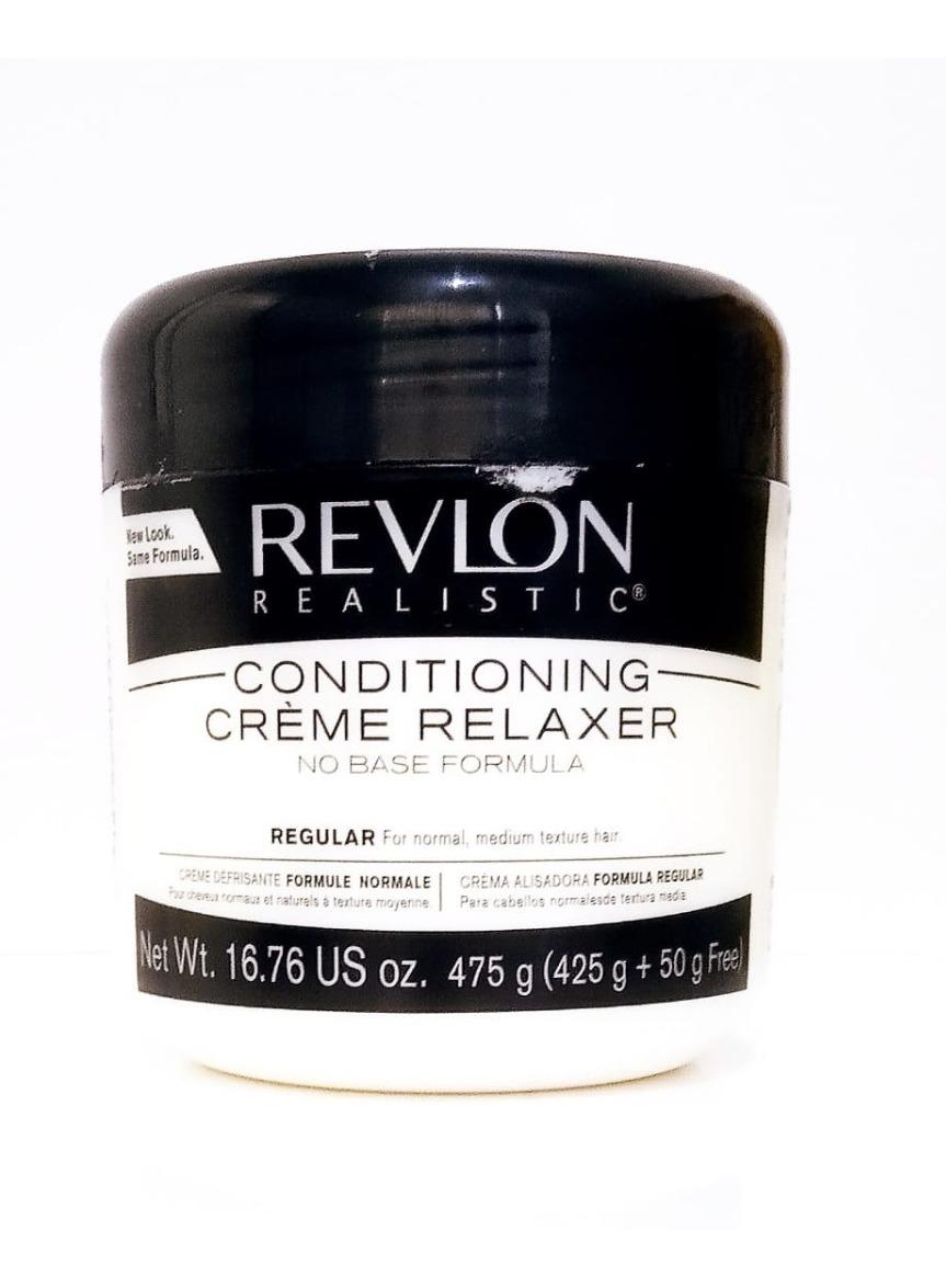 Revlon Relaxamento Alisamento Hidroxido Sodio Regular 475g