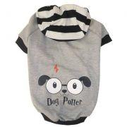Blusa De Moletom para Cachorro Dog Potter