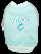 Blusa de Moletom para Cachorro Wolf - Azul