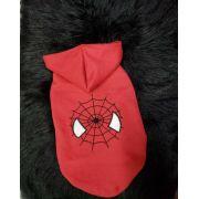 Blusa Moletom Homem Aranha