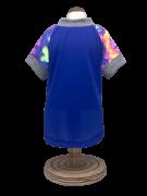 Blusa para Cachorro Azul com Proteção UV 50