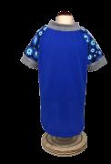 Blusa Uv Fator 50 - Azul