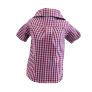 Camisa Para Cachorro Xadrez Vermelha - Festa Junina