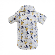 Camisa Mickey Listrada