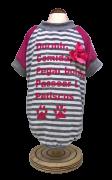 Camiseta Petiscos - Rosa