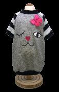Camiseta para Cachorro Piscadinha