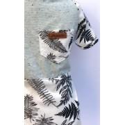 Camiseta Tropical Mescla