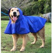 Capa de Chuva para Cachorro - Diversas Cores