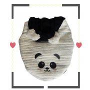 Casaco Panda- Branco
