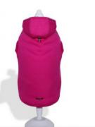 Casaco para Cachorro Sherpa- rosa