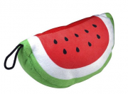 Mordedor Pelúcia Fruit Melancia