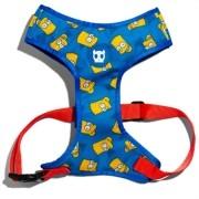 Peitoral Air Mesh Bart Simpson - Zeedog