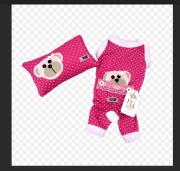 Pijama Poá Pink
