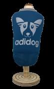 Regata Adidog Azul  -Proteção UV 50
