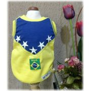Regata para Cachorro - Brasil