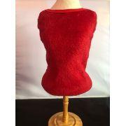Roupa Plush Vermelha