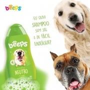 Shampoo Pet Society Beeps Neutro