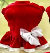 Vestido Mamãe Noel - Natal