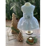Vestido Reveillon Prata
