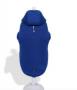 Casaco sherpa- azul