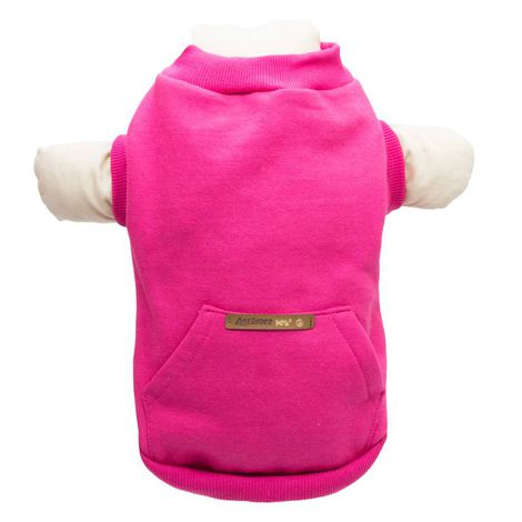 Agasalho para Cachorro Pocket Pink